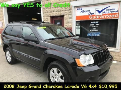2008 Jeep Grand Cherokee for sale in Jonestown, PA