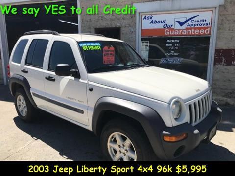 2003 Jeep Liberty for sale in Jonestown, PA