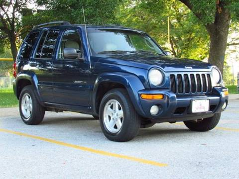 2003 Jeep Liberty for sale in Omaha, NE