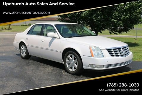 Cars For Sale in Muncie, IN - Upchurch Auto Sales and Service
