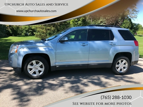 Upchurch Auto Sales and Service - Muncie IN