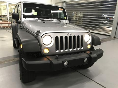 2014 Jeep Wrangler for sale in Riverhead, NY