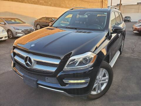 2013 Mercedes-Benz GL-Class for sale at Auto Center Of Las Vegas in Las Vegas NV