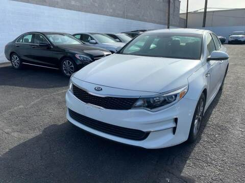 2016 Kia Optima for sale at Auto Center Of Las Vegas in Las Vegas NV