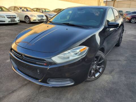 2016 Dodge Dart for sale at Auto Center Of Las Vegas in Las Vegas NV