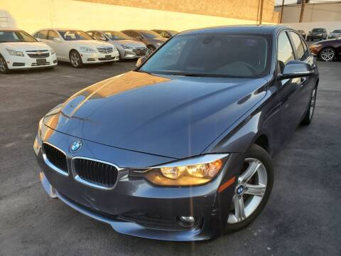 2015 BMW 3 Series for sale at Auto Center Of Las Vegas in Las Vegas NV