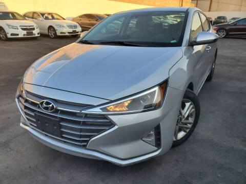 2020 Hyundai Elantra for sale at Auto Center Of Las Vegas in Las Vegas NV
