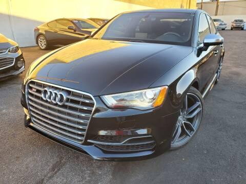 2015 Audi S3 for sale at Auto Center Of Las Vegas in Las Vegas NV