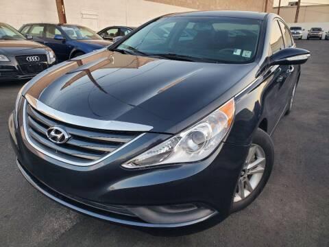 2014 Hyundai Sonata for sale at Auto Center Of Las Vegas in Las Vegas NV