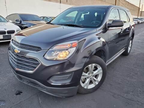 2016 Chevrolet Equinox for sale at Auto Center Of Las Vegas in Las Vegas NV