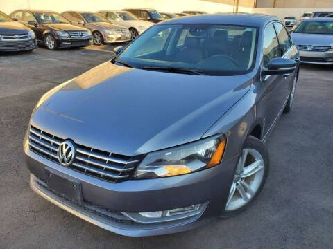 2014 Volkswagen Passat for sale at Auto Center Of Las Vegas in Las Vegas NV