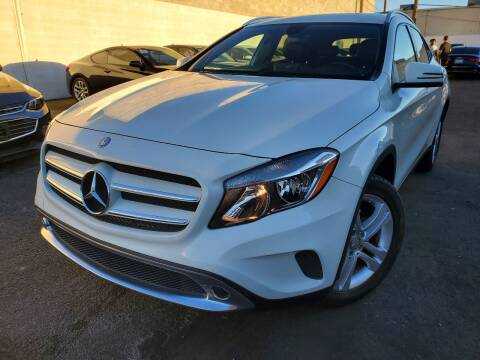 2017 Mercedes-Benz GLA for sale at Auto Center Of Las Vegas in Las Vegas NV