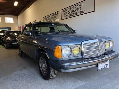 1985 Mercedes-Benz 300-Class for sale in Pleasant Hill, CA