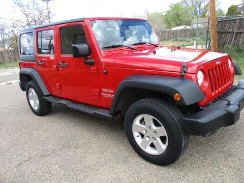 2011 Jeep Wrangler Unlimited for sale in Santa Fe, NM