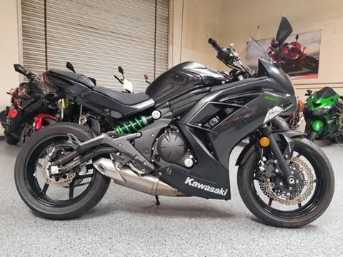 2016 Kawasaki Ninja 650 for sale in El Cajon, CA