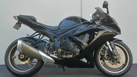 2008 Suzuki GSX-R600 for sale in El Cajon, CA