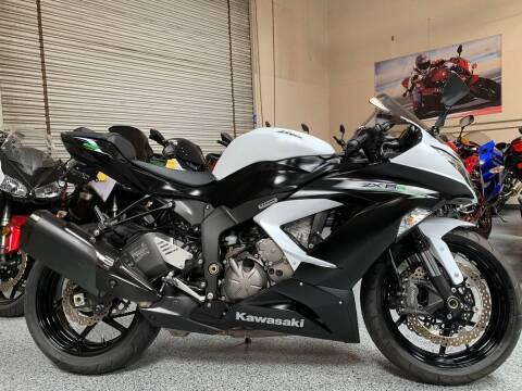 2014 Kawasaki Ninja ZX-6R