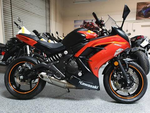 2014 Kawasaki Ninja 650 for sale in El Cajon, CA