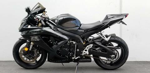 2008 Suzuki GSX-R600 for sale in El Cajon, CA