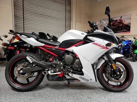 2013 Yamaha FZ6R for sale in El Cajon, CA