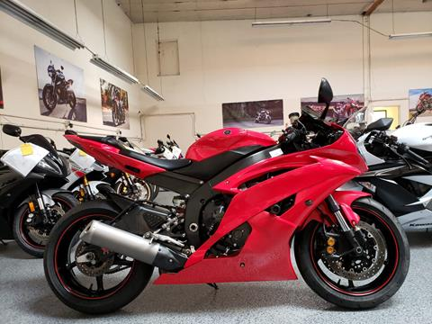 2013 Yamaha YZF-R6 for sale in El Cajon, CA