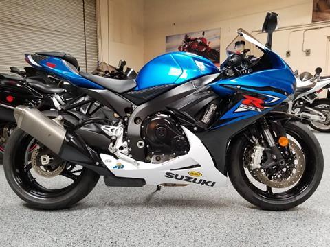 2014 Suzuki GSX-R600 for sale in El Cajon, CA