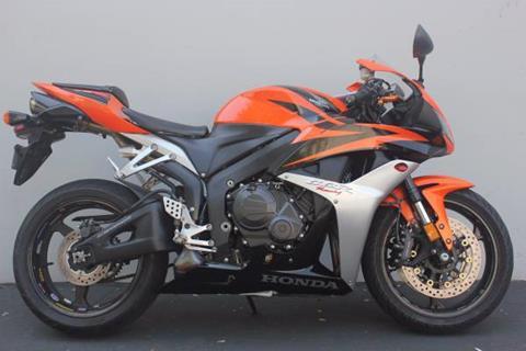 2008 Honda CBR600RR for sale in El Cajon, CA