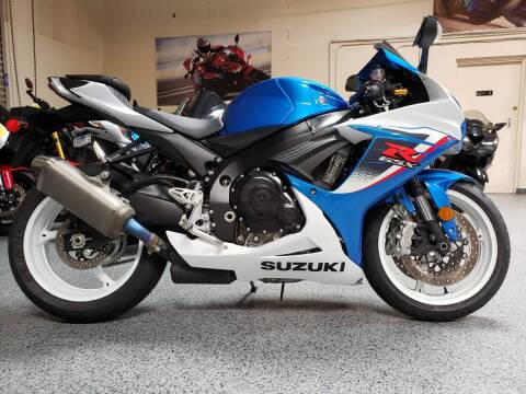 2013 Suzuki GSX-R600 for sale in El Cajon, CA