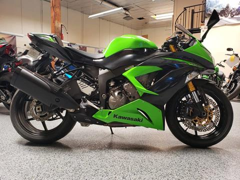 2013 Kawasaki Ninja ZX-6R for sale in El Cajon, CA