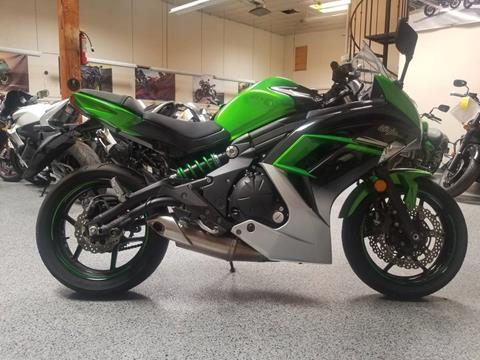 2016 Kawasaki Ninja 650 for sale in El Cajon, CA