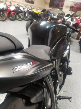 2013 Kawasaki Ninja ZX-6R