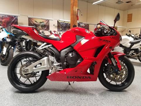 2014 Honda CBR600RR for sale in El Cajon, CA