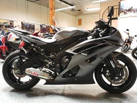 2016 Yamaha YZF-R6 for sale in El Cajon, CA