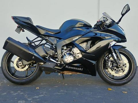 2013 Kawasaki Ninja ZX-6R for sale in El Cajon, CA