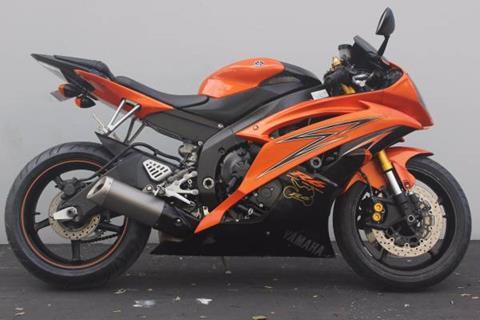 2009 Yamaha YZF-R6 for sale in El Cajon, CA