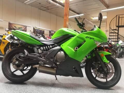 2008 Kawasaki Ninja 650 For Sale In El Cajon Ca
