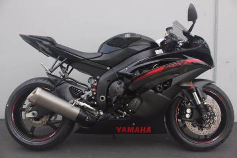 2015 Yamaha YZF-R6 for sale in El Cajon, CA