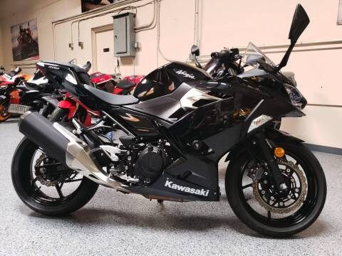 2019 Kawasaki Ninja 400 for sale at AK MOTORS in El Cajon CA