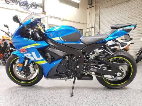 2017 Suzuki GSX-R600