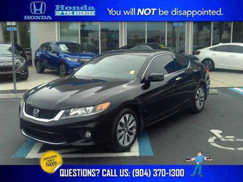 2015 Honda Accord for sale in Jacksonville, FL