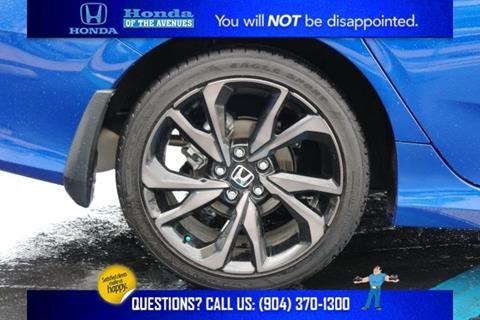 2019 Honda Civic for sale in Jacksonville, FL
