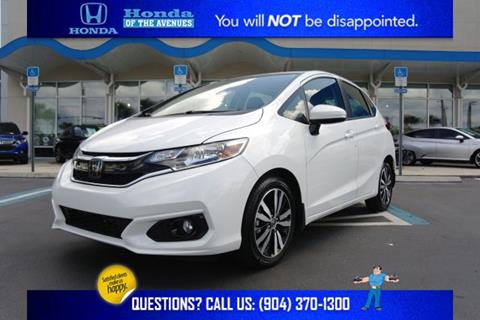 2018 Honda Fit for sale in Jacksonville, FL