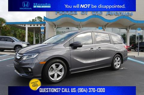 2019 Honda Odyssey for sale in Jacksonville, FL