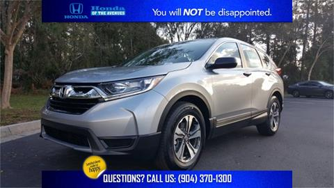 2019 Honda CR-V for sale in Jacksonville, FL