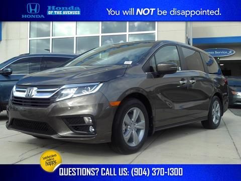 2020 Honda Odyssey for sale in Jacksonville, FL