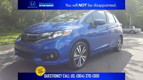 2019 Honda Fit for sale in Jacksonville, FL