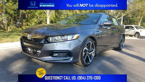 2020 Honda Accord for sale in Jacksonville, FL