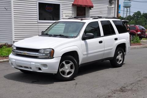 Trailblazer For Sale >> 2007 Chevrolet Trailblazer For Sale In Keyport Nj
