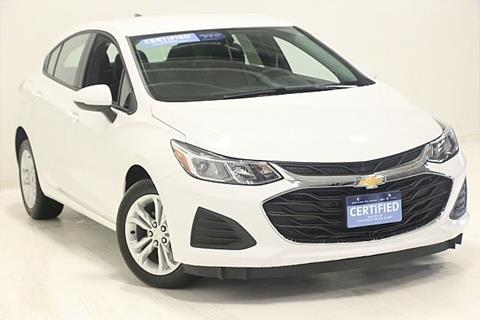 2019 Chevrolet Cruze for sale in Parma, OH