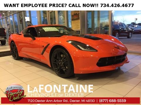 2019 Chevrolet Corvette for sale in Dexter, MI